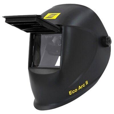 Welder Helmet Esab Eco Arc Tig Migmma Mag Rising Screen 11din 5 Adjustments