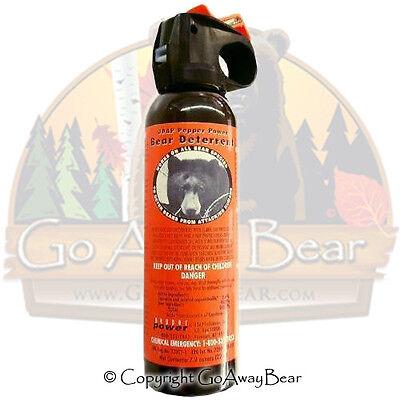 UDAP Ultra Hot Pepper Bear Spray Deterrant
