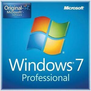 Microsoft Windows 7 Professional 32 64 ESD Multilanguage
