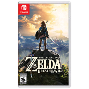 Zelda for switch