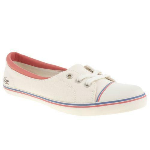 e9a11d611598 Womens Lacoste Trainers