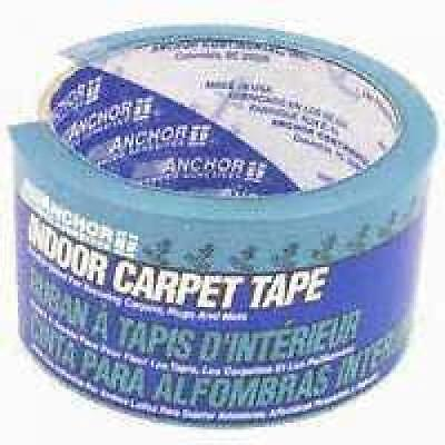9971 1.88-inch By 10-yard Double-sided Vinyl Indoor Carpet Tape Natural
