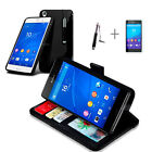 Mobile Phone Wallet Cases for Sony Xperia S