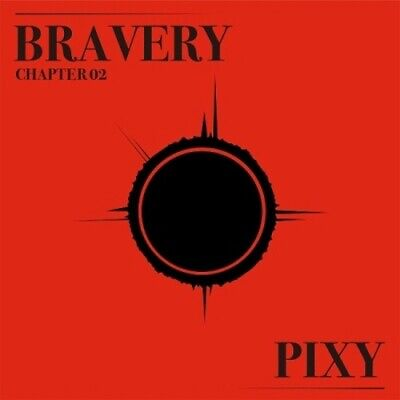 PIXY - CHAPTER 02. [FAIRY FOREST `BRAVERY] 1st Mini Album
