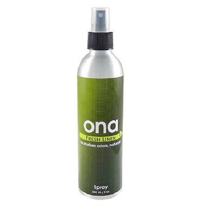 Ona Spray Fresh Linen 250ml Geruchsneutralisierer Lufterfrischer Sprühflasche
