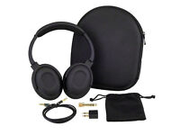 Noise Cancelling headphones and travel case