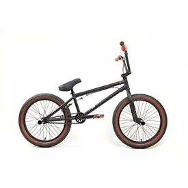 KHE FREESTYLER ROOT 360 BLACK BMX Bike in VGC