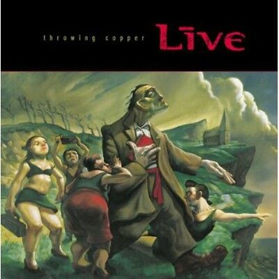 Live - Throwing Copper [New Vinyl] Holland - Import