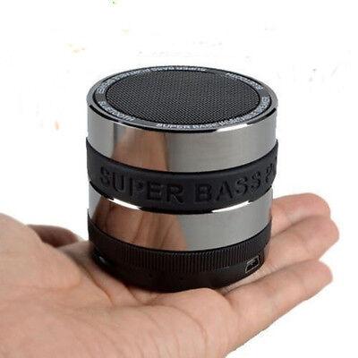 Mp3 Mini Portable Speaker System (Bluetooth Wireless Speaker Mini Portable Super Bass For Smartphone Tablet MP3)