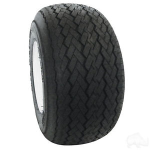 Golf Cart Tire RHOX 18x8.5-8 4 Ply Club Car EZGO Yamaha Standard Tire