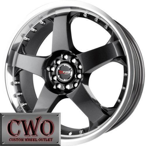 17 4 lug honda wheels ebay for Honda crv lug pattern