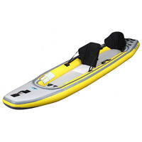 INFLATBLE - KAYAKS- STAND UP PADDLEBOARDS & AIRDOCK