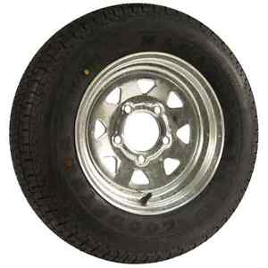 "Trailer Tire Sale -  Mounted On Rims - 13"" 14"" 15"" And 16"""