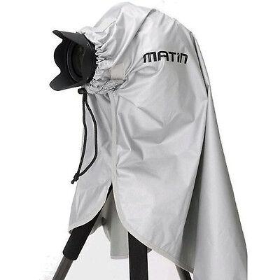 Matin Camera/Lens Rain Snow Cover Silver /M 300mm for Canon Nikon Sony D-SLR u