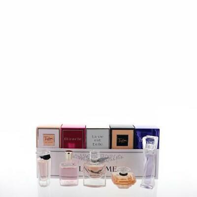 LANCOME VARIETY SET by Lancome 5 PIECE GIFT SET - 4ML LA VIE EST BELLE NEW Box (Belle Gift Set)