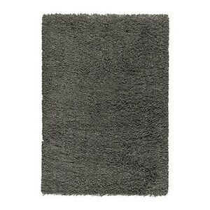 High pile charcoal colour rug Moore Park Inner Sydney Preview