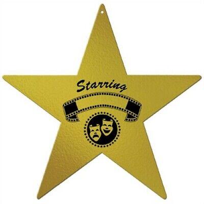 Hollywood Star Awards (Gold Foil Hollywood Awards Night Star Walk of Fame Red Carpet Awards)