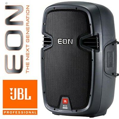 "JBL EON510 10"" Powered Portable PA Speaker on Rummage"
