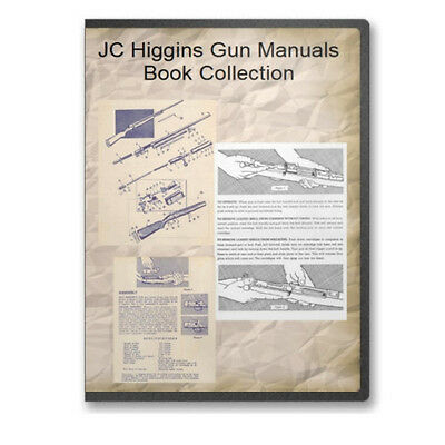 Training material JC Higgins Gun Owners
