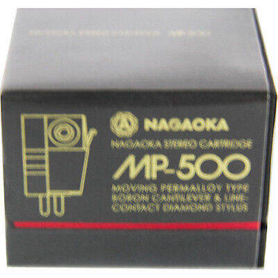 NAGAOKA MP-500 Audio Phonograph Stereo MP Type Cartridge only MP500 Japan NEW for sale  Shipping to United States