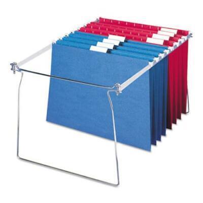 Smead 64872 Hanging Folder Frame Letter Size 23-27 Long Steel 2pack