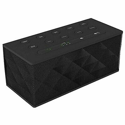 Portable Natural Sound Machine w/ Timer & 10 Soothing Noise for Better (Best Noise For Sleep)