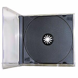 Standard cd jewel cases ebay for Bauanleitung cd sta nder