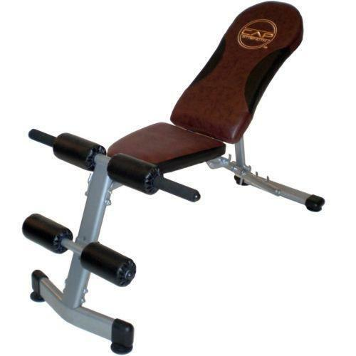 Free Weight Bench Ebay