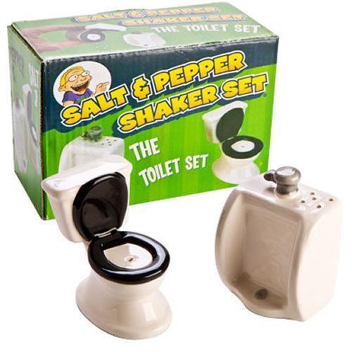 Novelty salt and pepper shakers ebay - Novelty pepper mill ...