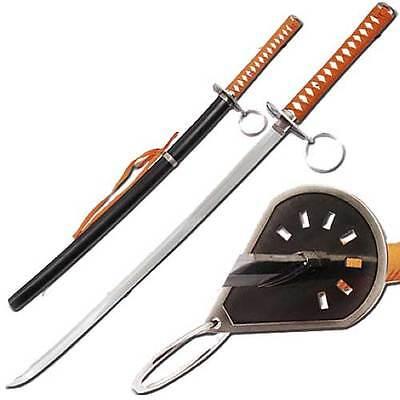 Captain Kaname Tosen Sword Replica Suzumushi Katana Steel Shikai Form Tsuishiki