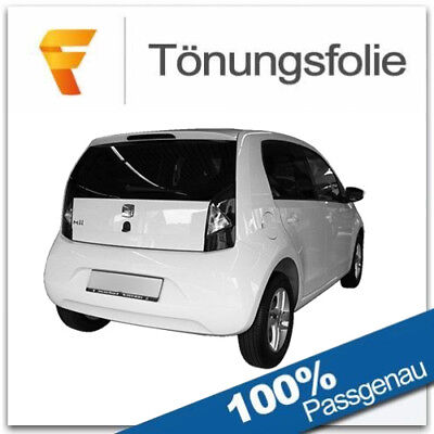Heckscheibe Sonnenschutz Seat Ibiza 5-Türer ab 2017 Blenden hinten