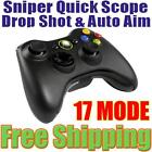 Xbox 360 Modded Controller MW2