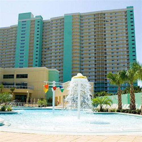 Panama City Beach Fl Wyndham Vacation Resorts 2 Bed Pres 20 24 August 2017 Eur 366 58