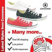 Converse All Star Plimsolls