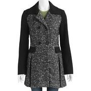 Womens Tweed Coat