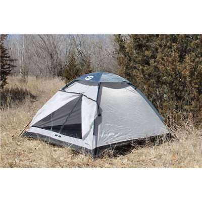 Tahoe Gear Willow 2 Person 3-Season Family Dome Camping Tent (Open Box)