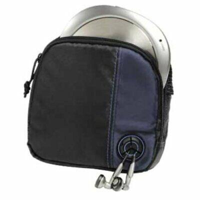 Hama CD-Player-Tasche für Discman und 3 CDs (Mit Kabelausgang und ()