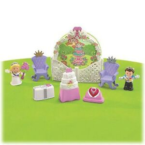 Little people garden wedding