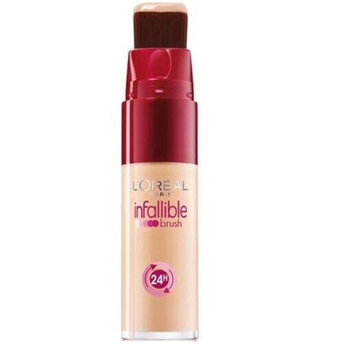 LOREAL INFAILLIBLE 24H FOUNDATION Pinsel Make-up (Makeup)  220 Sand (sable) 1St.