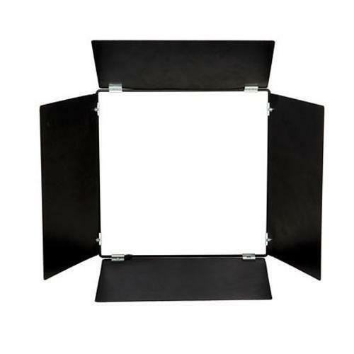 Bowens Limelight 4 Leaf Barndoors Set for 1x1 LED Panel #BO VB-1500 - NEW!