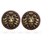 Bolt Closure Tragus Brown Body Piercing Jewelry