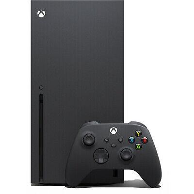 NEW Microsoft Xbox Series X 4K UHD HDR 1TB NVMe SSD Gaming Console