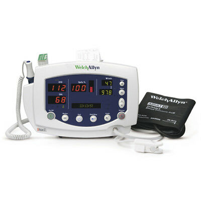 Welch Allyn Vital Signs Monitor 300 Series - 53stp - Nibp Masimo Spo2 Temp