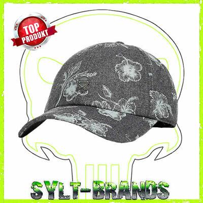 Cayler & Sons CSBL Flower Baseballcap Kappe Basecap Hat Snapback Cap Mütze Hut
