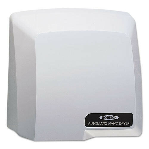 Bobrick 710 115V Compact Automatic Hand Dryer - Gray New