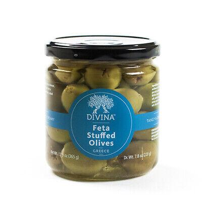 Cheese Stuffed Greek Olives - Feta (7.8 ounce)