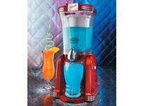 Nostalgia 1950s Style Slushy Cold Drinks Maker Machine and more SALE ONLY £50 NEW