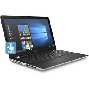 HP NOTEBOOK 15 -BS028CA 15.6-inch TouchScreen, Intel i5-7200u, 2.5GHZ, 8GB, 1TB + MC OFFICE PRO 2016