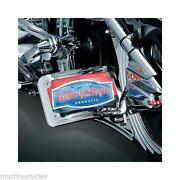 Kuryakyn License Plate Side Mount
