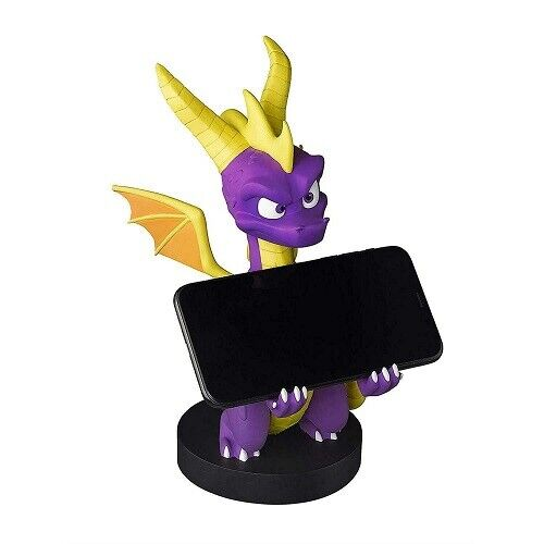 Spyro the Dragon Cable Guy Phone PS4 Xbox Controller Holder Fan's Collectable Mounts & Stands